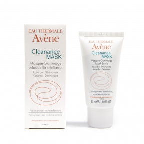 AVENE CLEANANCE MASCARILLA EXFOLIANTE 50 ml