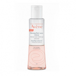 AVENE DESMAQUILLANTE OJOS INTENSO WATERPROF 125 ml