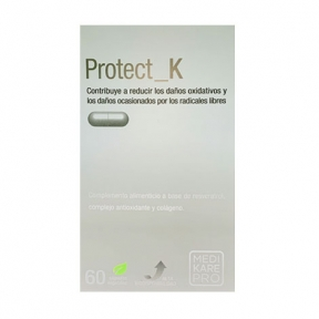 BE GROUP PHARMA PROTECT K CAPSULAS 60 capsulas