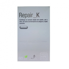 BE GROUP PHARMA REPAIR K CAPSULAS 60 capsulas