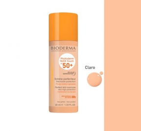 BIODERMA PHOTODERM NUDE TOUCH SPF50+ CLARO 40 ml