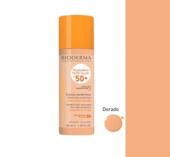 BIODERMA PHOTODERM NUDE TOUCH SPF50+ DORADO 40 ml