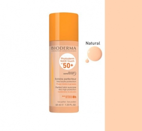 BIODERMA PHOTODERM NUDE TOUCH SPF50+MUY CLARO 40ml