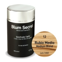 BLUM SECRET RUBIO MEDIO 12 g