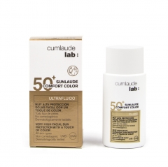 CUMLAUDE SUNLAUDE COMFORT COLOR SPF50+ 50 ml