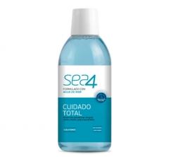 EBBE COLUTORIO SEA4 CON AGUA DE MAR 500 ml