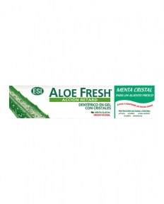 ESI ALOE FRESH GEL DENTIFRICO MENTA CRISTAL 100 ml