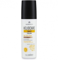 HELIOCARE 360 GEL OIL FREE 50+ BRONZE INTENSE 50 m
