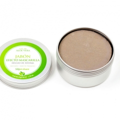 IDP NATURE JABÓN NATURAL/MASCARILLA ALOE VERA 50g