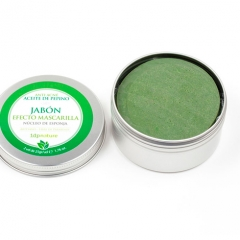 IDP NATURE JABÓN NATURAL MASCARILLA ANTI ACNÉ 50 g