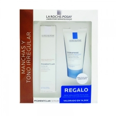 LA ROCHE PACK PIGMENTCLAR SERUM+HYDRAPHASE MASQUE