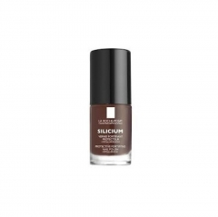 LA ROCHE SILICIUM UÑAS COLOR 38 CHOCOLATE 6 ml