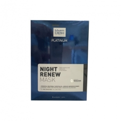 MARTIDERM MASK PLATINUM RENEW NIGHT 5 und