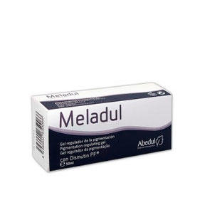 MELADUL GEL REGULADOR DE PIGMENTO 50 ML