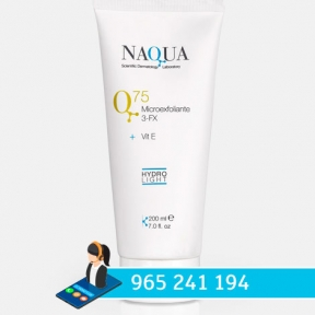 NAQUA Q75 MICROEXFOLIANTE 200 ml
