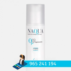 NAQUA Q89 GEL REGENERADOR  50 ML