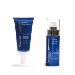 NEOSTRATA SKIN ACTIVE PACK CELLULAR CREMA+SERUM
