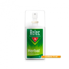 RELEC SPRAY REPELENTE MOSQUITOS HERBAL 75 ml