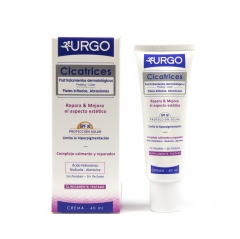 URGO CICATRICES CREMA SPF 30 40 ml