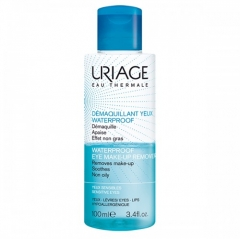 URIAGE DESMAQUILLANTE OJOS WATERPROOF 100 ml