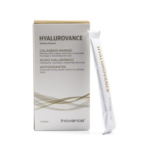 YSONUT HYALUROVANCE 15 sticks